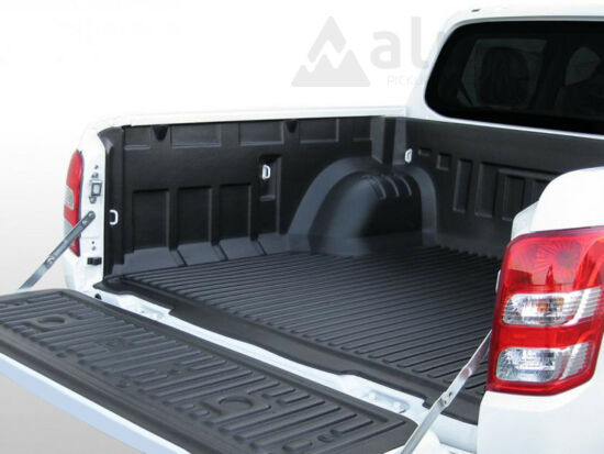 PRO-FORM Bed Liner - under rail - to fit with OE cargo hooks - Mitsubishi D/C 2015-2019