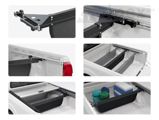 MT Bed Divider for C-channel - Nissan/Renault/Mercedes 2015-