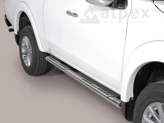 Misutonida Side Bar - with design steps, oval - L200 E/C 2015-