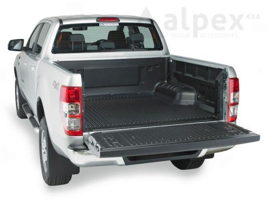 PRO-FORM Laderaumwanne ohne Rand - mit original Verzurrössen - Ford E/C 2011-