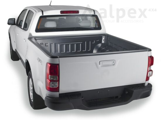PRO-FORM Bed Liner - over rail - to fit with OE cargo hooks - Isuzu D/C 2012-2016
