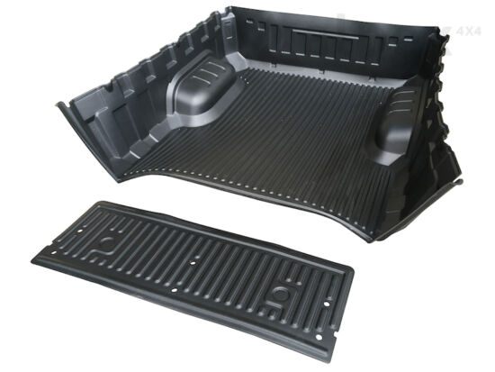 PRO-FORM Bed Liner - under rail - to fit with OE cargo hooks - Toyota E/C 2015-