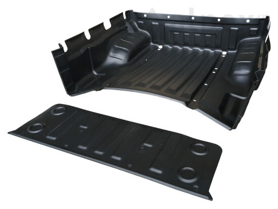 PRO-FORM Bed Liner - under rail, C-Channel - Nissan D/C 2005-2015