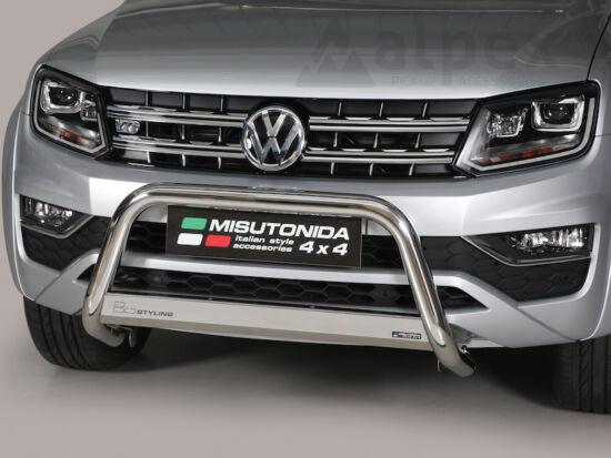 Misutonida EU gallytörő rács, 63 mm - Volkswagen Amarok 10-