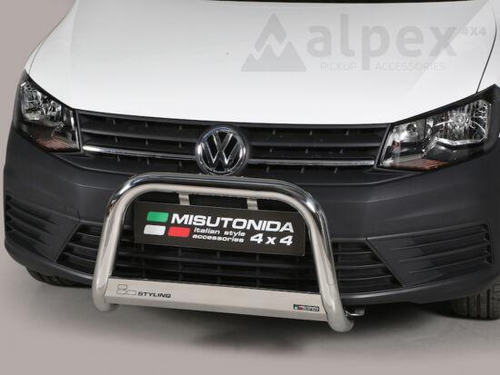 Misutonida EU gallytörő rács, 63 mm - Volkswagen Caddy 15-