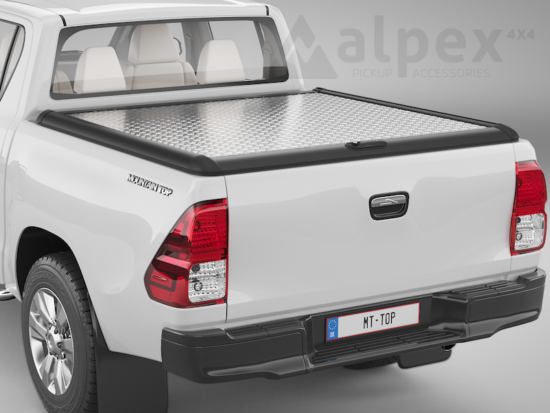 Mountain Top Style Alu-Abdeckung - Ford E/C 2012-
