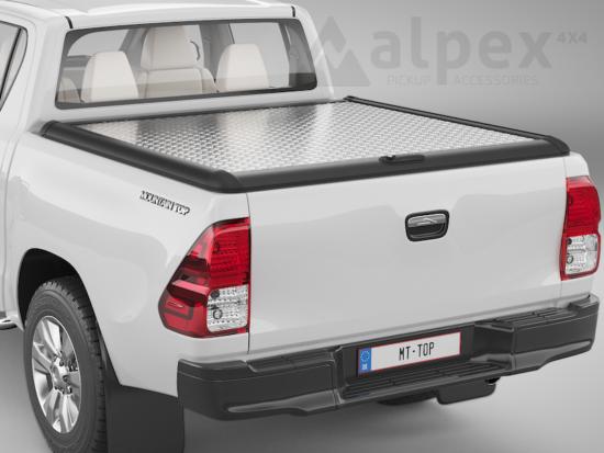 Mountain Top Style Aluminium Cover - Toyota E/C 2015-