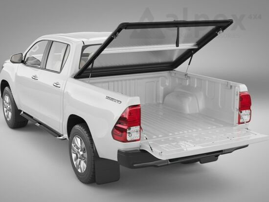 Mountain Top Style Aluminium Cover - Toyota D/C 2015-