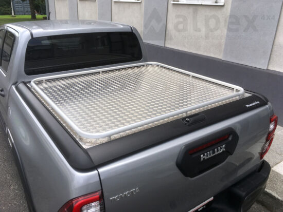 Mountain Top Heavy Duty+ Alu-Abdeckung - Toyota D/C 2015-