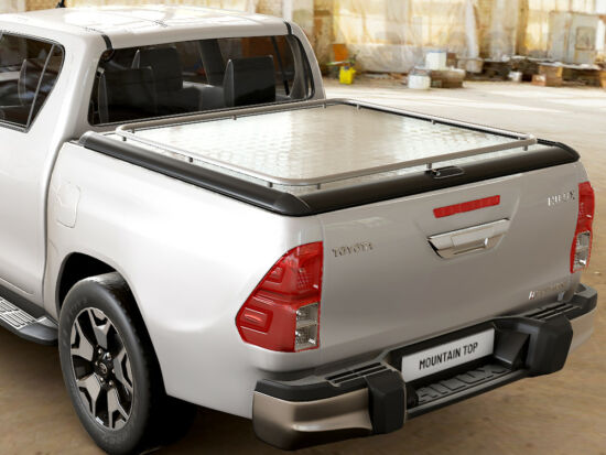 Mountain Top Heavy Duty+ Aluminium Cover - Toyota E/C 2015-