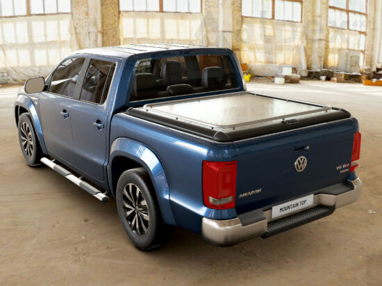 Mountain Top Heavy Duty+ Aluminium Cover - Volkswagen D/C 2010-
