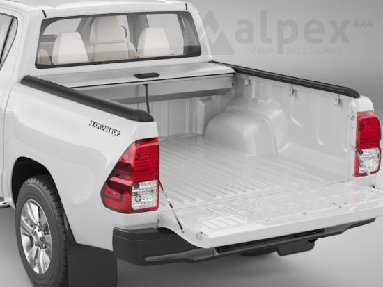 Mountain Top Roll Cover - silver - Nissan E/C 2015-
