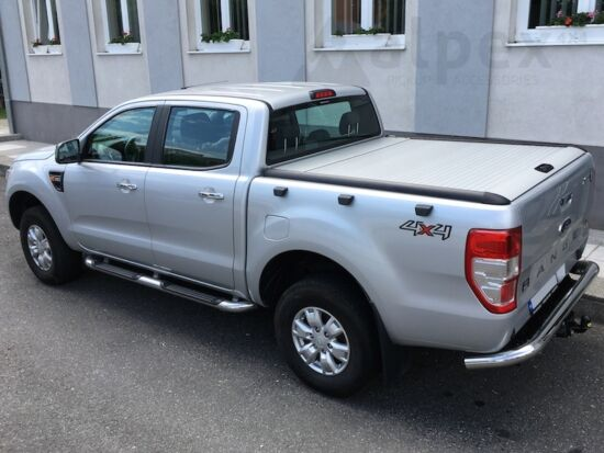 Mountain Top Alu-Rollo - silber - Ford D/C 2012-