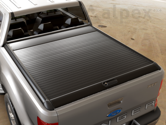 Mountain Top Roll Cover - black - Ford D/C 2012-