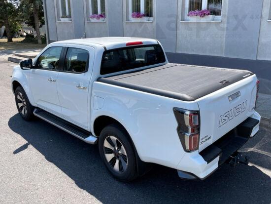 Mountain Top Roll Cover - black - Isuzu D/C 2020-