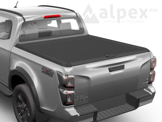 Mountain Top Roll Cover - black - Isuzu E/C 2020-