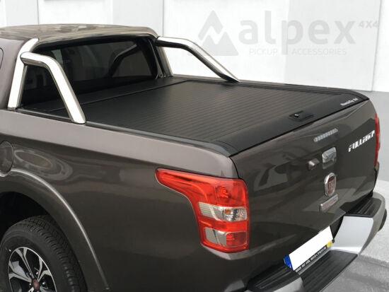 Mountain Top Alu-Rollo - schwarz - Mitsubishi/Fiat D/C 2015-