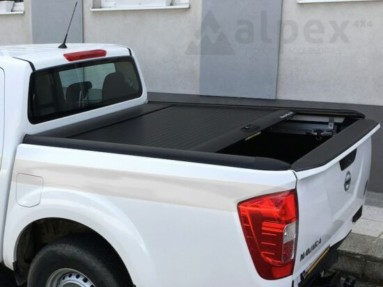 Mountain Top Roll Cover - black - Nissan D/C 2015-