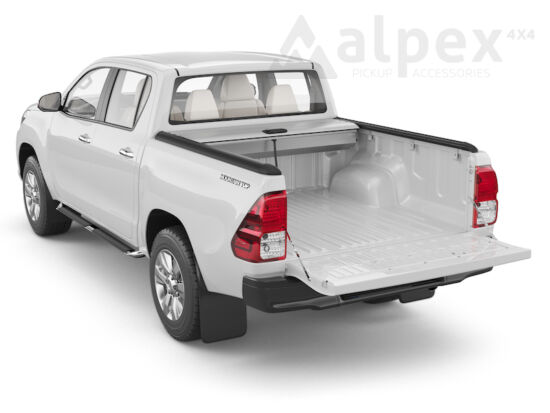 Mountain Top Roll Cover - silver - Renault D/C 2017-