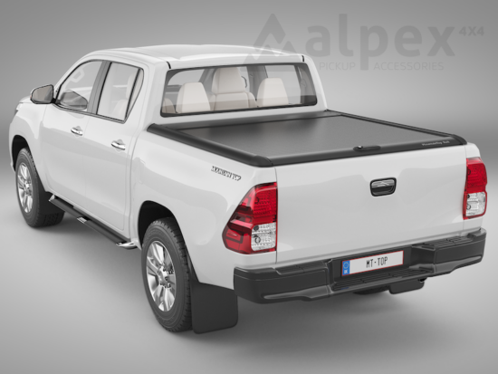 Mountain Top Roll Cover - black - Toyota D/C 2015-