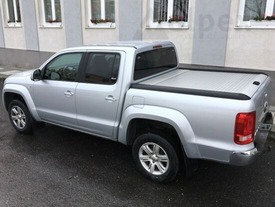 Mountain Top Alu-Rollo - silber - Volkswagen D/C 2010-