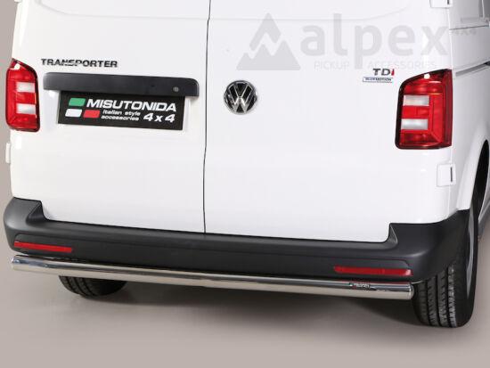 Misutonida hátsó spoilercső, 63mm - Volkswagen Transporter T6 15-