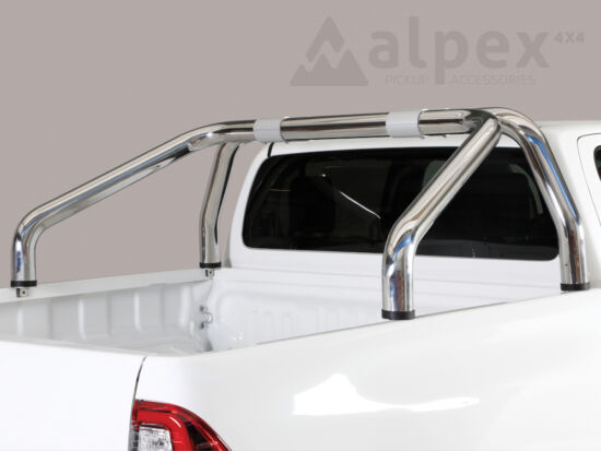 Misutonida bukócső - dupla csővel, 76 mm - Toyota Hilux 16-