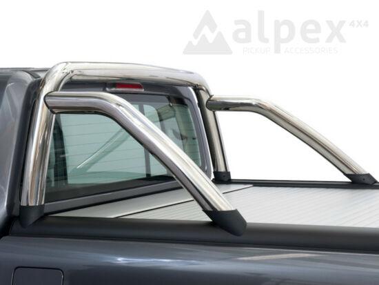 Bukócső MT rolóhoz - polírozott nemesacél - Volkswagen 10-