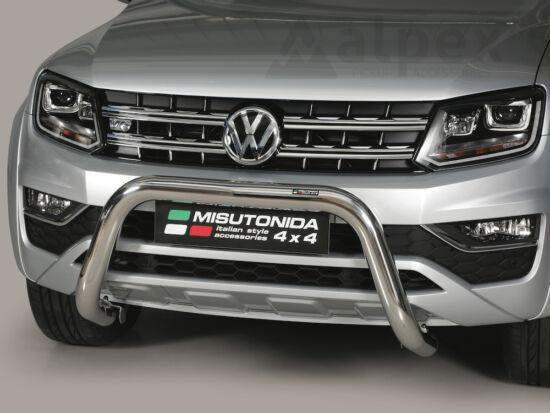 Misutonida EU gallytörő rács, 76 mm - Volkswagen Amarok 10-