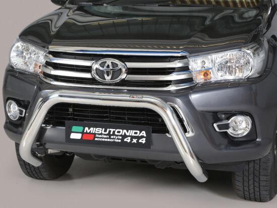 Misutonida EU gallytörő rács, 76 mm - Toyota Hilux 16-