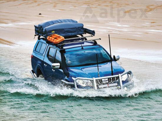 TJM Airtec snorkel szett - Isuzu 2012-