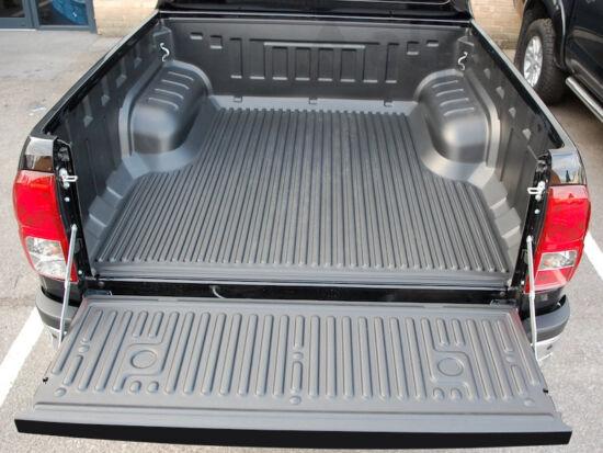 PRO-FORM platóbélés - perem nélküli - gyári csomagrögzítőhöz - Toyota D/C 2015-
