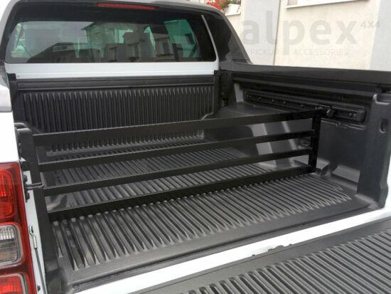 Alpex Ladeflächen-Trennsystem, breit - Nissan/Renault/Mercedes 2015-