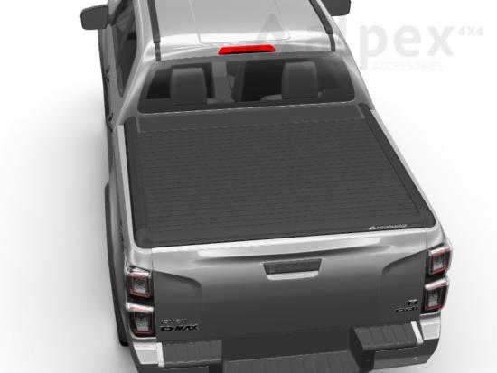 Mountain Top EVOe Electric Roll Cover - black - Isuzu D/C 2020-