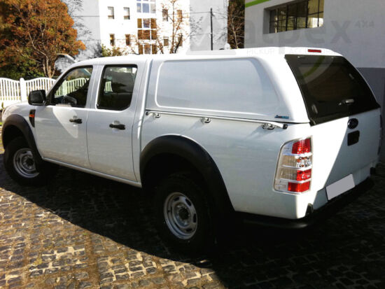 Aeroklas Commercial Hardtop - 16W schwarz - Ford D/C 2006-2012