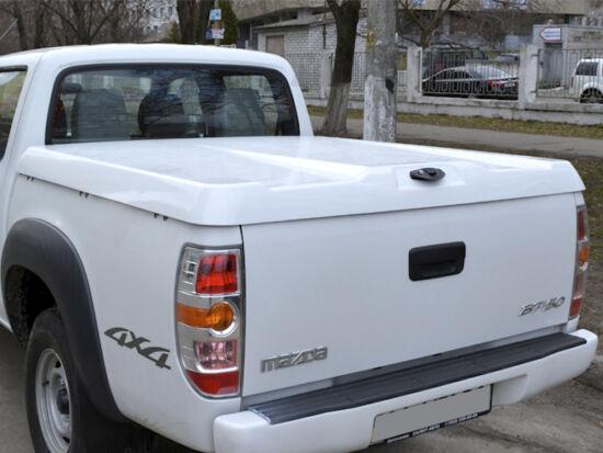 Aeroklas Speed platófedél - A2W fehér - Ford/Mazda D/C 2006-2012