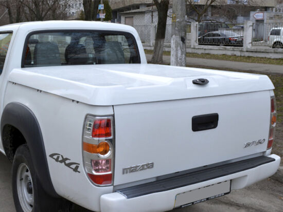 Aeroklas Speed hard cover - 16W black - Ford/Mazda D/C 2006-2012