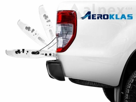 Aeroklas Heckklappenhilfe - Ford 2012-2019