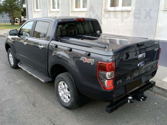 PRO-FORM Sportlid V hard cover - central locking - PMECS copper red - Ford D/C 2011-