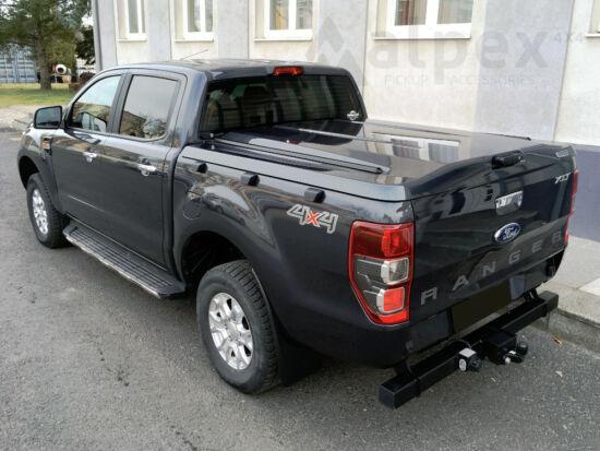 PRO-FORM Sportlid V hard cover - central locking - PNZJB moondust silver - Ford D/C 2011-