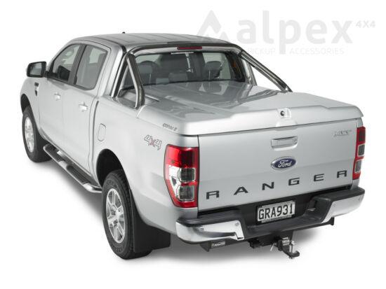 Pro-Form Sportlid II platófedél gyári bukócsőhöz - PMECS copper red - Ford D/C 2012-
