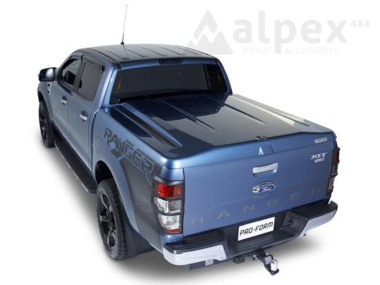 Pro-Form Sportlid Premium platófedél Tango kerettel - központi záras - alapozott - Ford D/C 12-