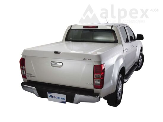 Aeroklas Speed hard cover - 554 obsidian grey - Isuzu D/C 2020-