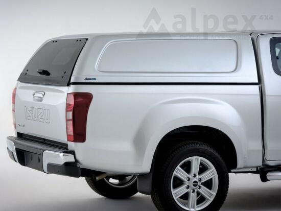 Aeroklas Commercial Hardtop - Zentralverriegelung - 529 titanium silver - Isuzu E/C 2012-2020