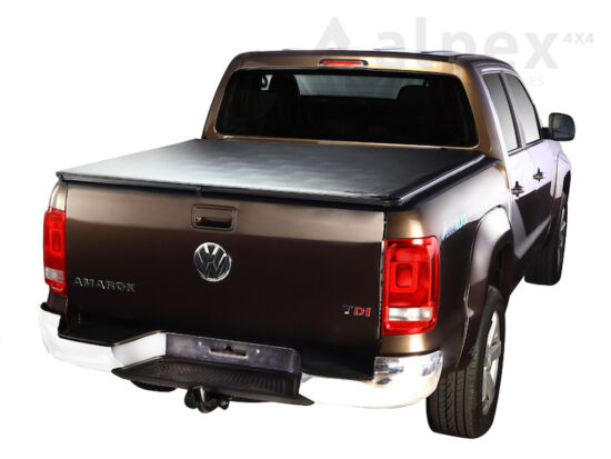 Aeroklas Lift and Roll soft cover - Isuzu D/C 2012-