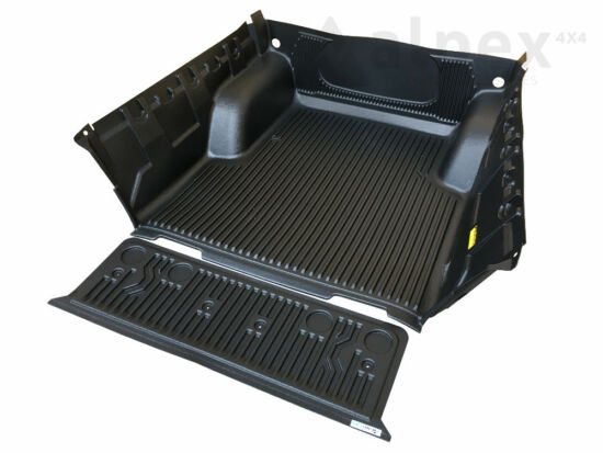 Aeroklas Bed Liner - under rail - to fit with OE cargo hooks - Mitsubishi D/C 2019-