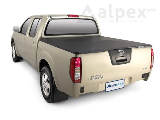 Aeroklas felcsavarható ponyva - Volkswagen D/C 2010-