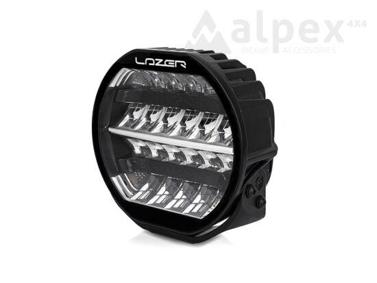 Lazer Lamps Sentinel Standard LED light, black - spot plus wide angle