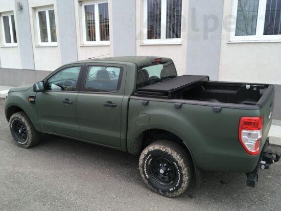 Alpex Tri-Fold Alu-Abdeckung - Ford E/C 2012-