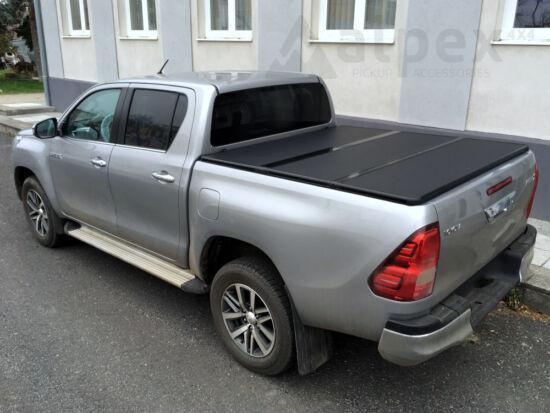 Alpex Tri-Fold Alu-Abdeckung - Toyota D/C 2015-
